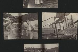70/2320   [Photographs]. Album containing ±110 photographs,