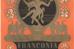 70/2435   [Maritime history]. Franconia World Cruise 1939.