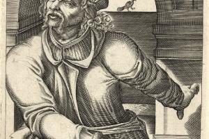70/5687   Sichem I, C. van (1546-1624).