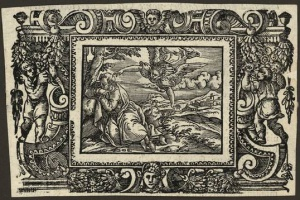 70/5414   [Bible prints]. Raymond, P. (act. ±1534-1578) and Faber, J. (act. 1516-1550).