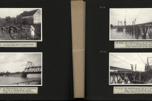 70/2323   [Photographs]. Collection of ±190 photographs showing (the const