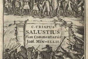 70/2937   [Classical antiquity and neolatinism]. Sallustius Crispus, C.