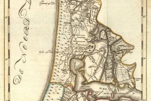 70/3085   [Kennemerland]. Ollefen, L. van and Bakker, R.