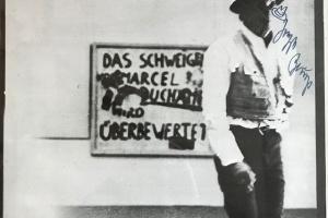 70/3359   Beuys, J. (1921-1986).