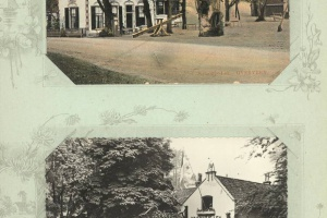 70/4913   [Picture postcards. Haarlem and surroundings]. Collection of ±25