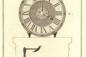 70/2534   [Clocks and watches]. Diderot, D. and d'Alembert, J.