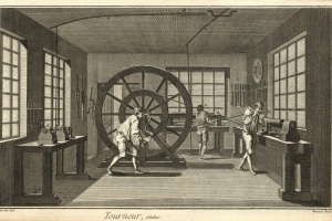 70/3003   [Furniture making]. Diderot, D. and d'Alembert, J.