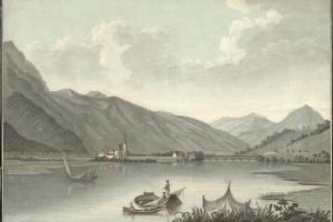 70/5471   Descourtis, C.M. (1753-1820).