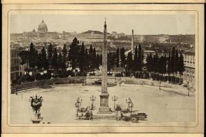 70/4499   [Italy]. Roma-Napoli.