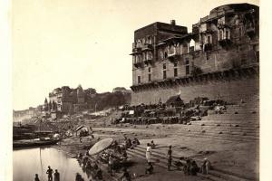 70/4494   [India]. Bourne, S. (1834-1912).