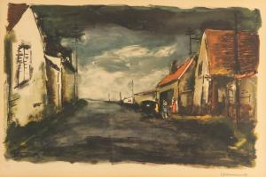 70/4280   Vlaminck, M. de (1876-1958).