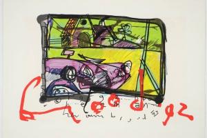 70/3406   Brood, H. (1946-2001).
