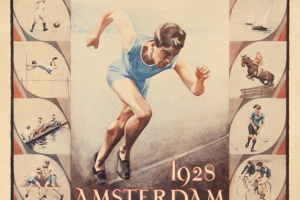 70/5027   [Sports. Olympics]. Anonymous (1st half 20th cent.).