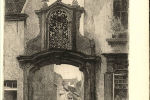 70/4176   Société des Aquafortistes Belges (...) Concours de 1904.