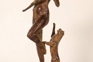 70/4145   [Sculpture]. Verkade, K. (b.1941).