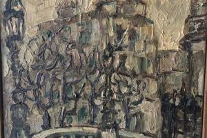 70/3600   Fernhout, B. (1910-1987).