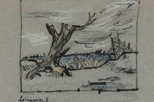 70/3603   Fiedler, H. (1891-1962).