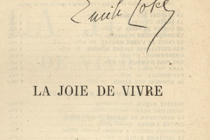 70/1225   Zola, E.