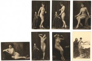 70/4445   [Erotica]. Mandel, J. (1872-1935).