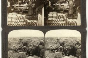 70/4596   [Stereophotographs. World War I]. Underwood & Underwood (1st half 20th cent.).