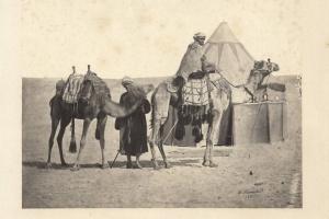 70/4439   [Egypt]. Hammerschmidt, W. (act. ±1855-1872).