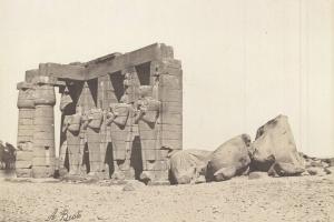 70/4437   [Egypt]. Beato, A. (±1825-1903).