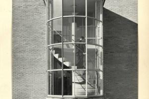 70/4487   [Haarlem and surroundings]. Poel, P.D. van der (1919-2004).