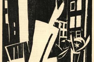 70/1543   Die Sichel. III. Jahr. Ein Interimsbuch für das Jahr 1921. Ed. J