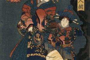 70/4840   Yoshitora (act. 1845-1880).