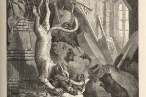 70/1359   [Doré, G.]. La Fontaine, J. de.