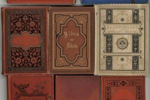 70/4482   [Germany]. Lot of 7 souvenir booklets,