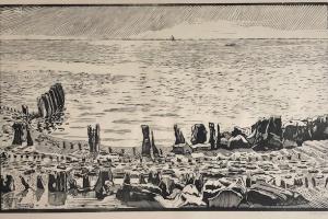 70/4001   Nijland, D.H. (1881-1955).