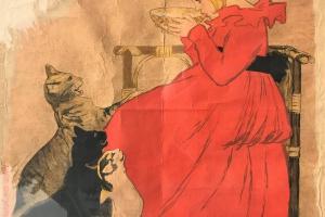 70/5009   [Posters]. Steinlen, T.A. (1859-1923).