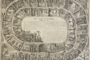 70/1839   [Games and toys]. Jeu des Ecoliers.