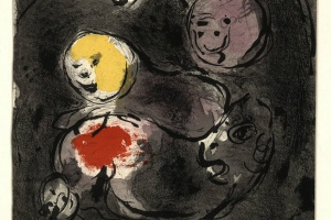 70/3428   Chagall, M. (1887-1985).