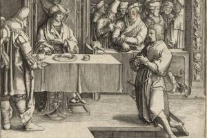 70/5564   Leyden, L. van (1489 or 1494-1533) (after).