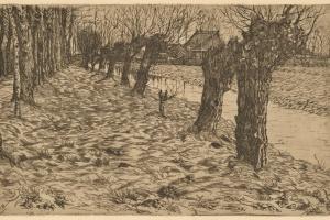 70/4244   Valk, M.W. van der (1857-1935).