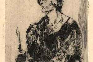 70/4355   Zwart, W.H.P.J. de (1862-1931).