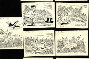 70/1816   [Drawings]. Voges, C. (1925-2001).