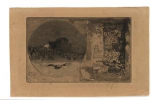 70/5432   Buhot F.-H. (1847-1898).