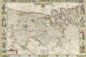 71/5826   [Belgium]. Comitatus Flandria.