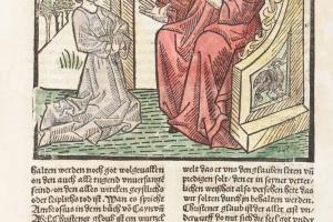 73/2724   [Incunabula and early 16th cent. books]. Otto von Passau.