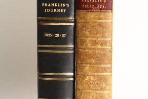 73/1711   [(Ant)arctica]. Franklin, J.
