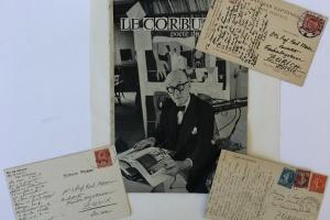 73/2117   [Architecture]. Le Corbusier (1887-1965).