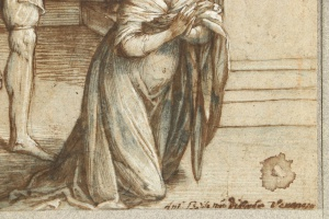 73/4622   Badile IV, A. (1518-1560) (after?).