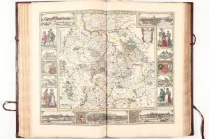 73/2331   [Atlases]. Visscher, N.
