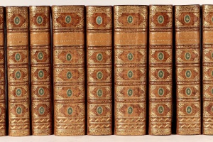 73/2394   [Bindings. Pentateuch Bindery]. Cats, J.