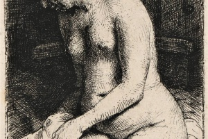 74/5289   Rembrandt van Rijn (1606-1669).