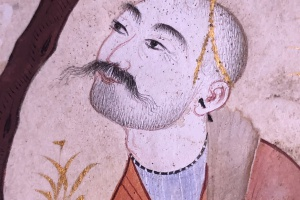74/4605   [Persian miniatures]. Anonymous (1st half 17th cent.).