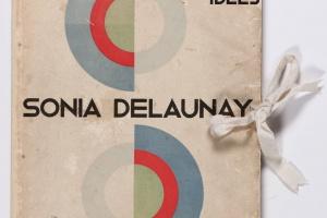 74/3544   Delaunay, S. (1885-1979).